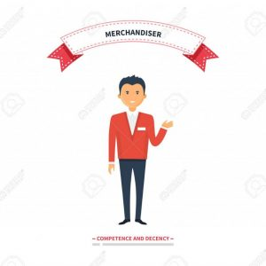 Merchandiser Man Competence and Decency