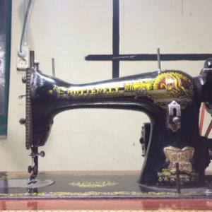 Type Type Mesin Dalam Industri Garment